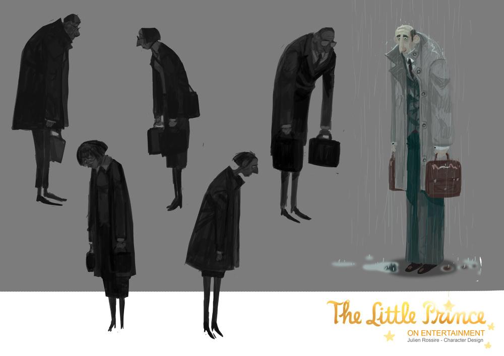 The Little Prince - Character Designer - julienrossire