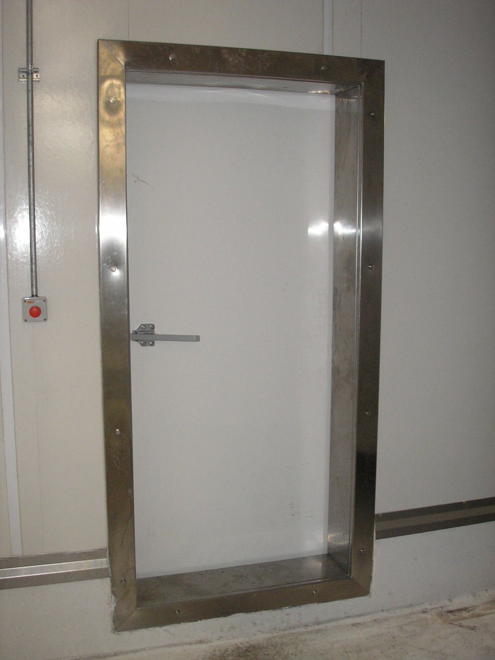 Puertas batientes - Camaras frigorificas